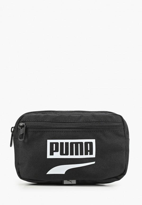 женская поясные сумка puma, черная