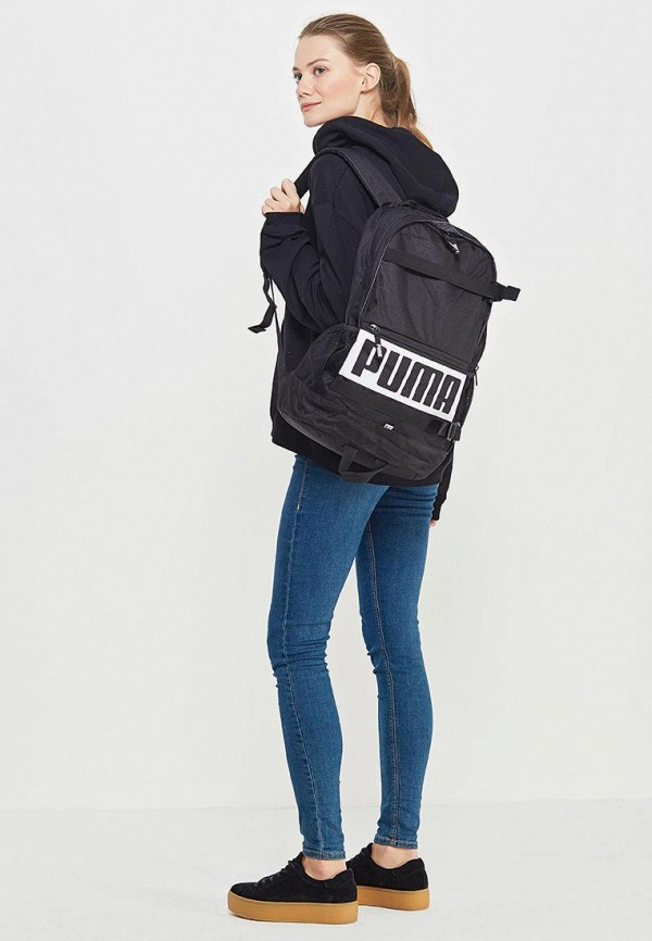Фото 4 - Рюкзак PUMA черного цвета