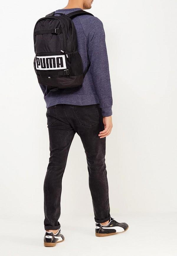 Фото 5 - Рюкзак PUMA черного цвета