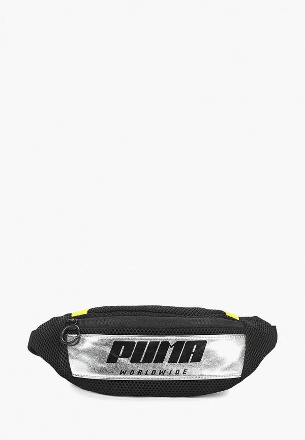 Сумка поясная PUMA PUMA PU053BWDZOH0 сумка puma puma pu053buutg56