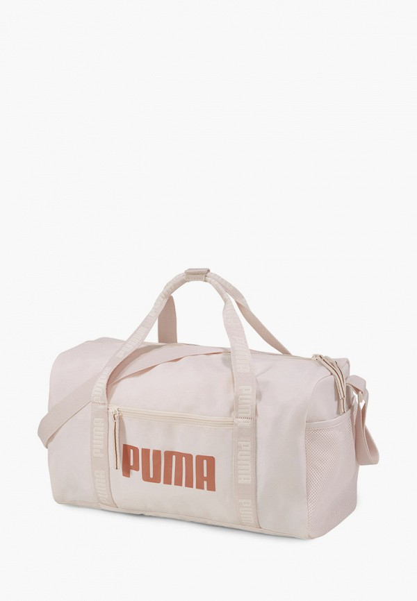 женская спортивные сумка puma, розовая