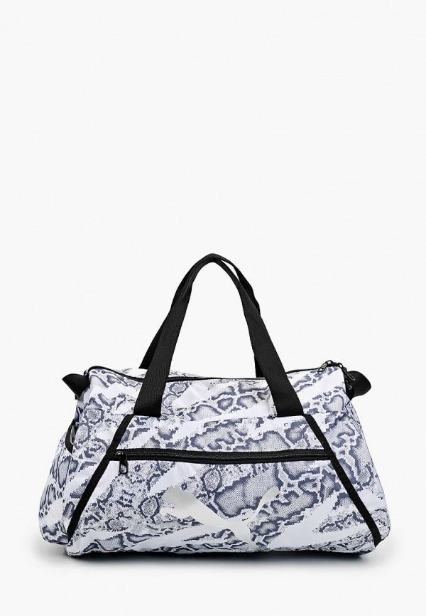 женская сумка puma, белая