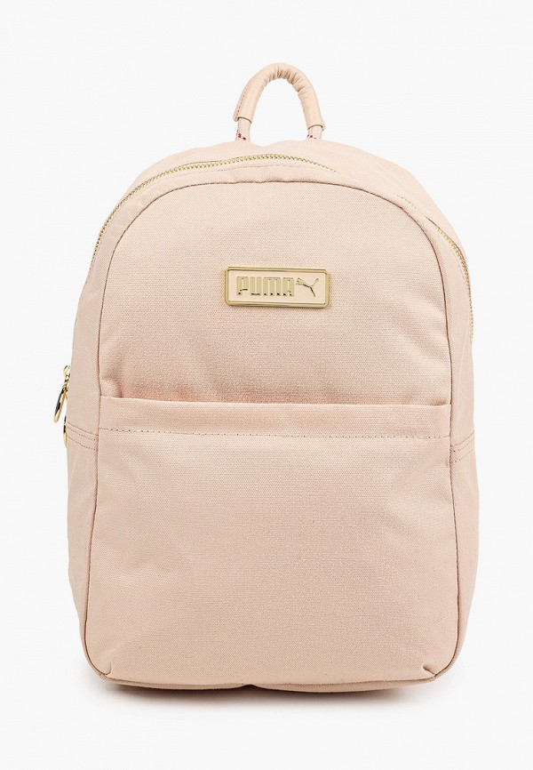 женский рюкзак puma, бежевый
