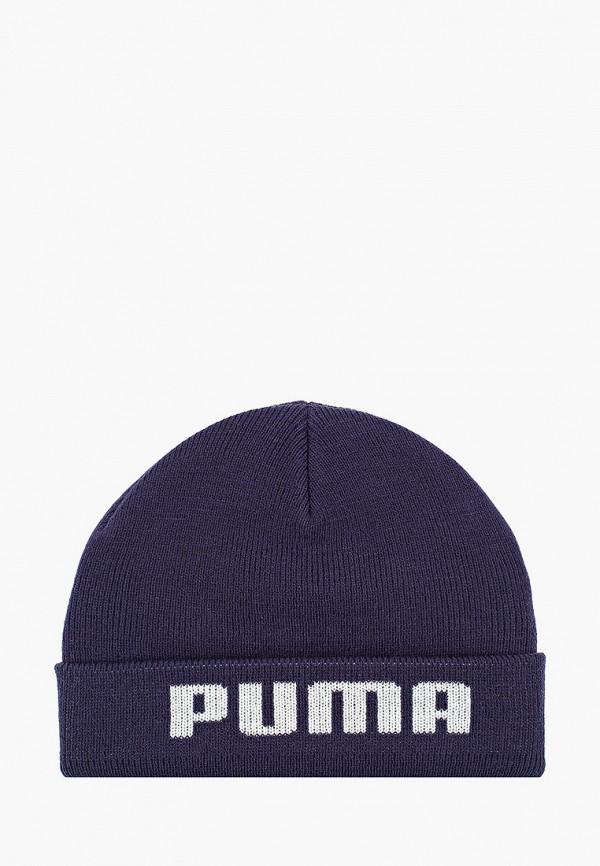 шапка puma для мальчика, синяя