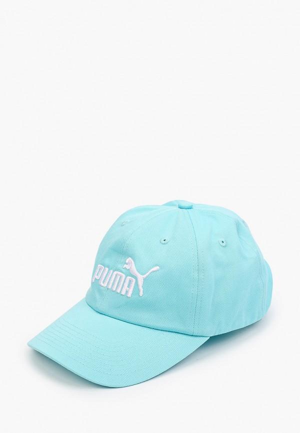 бейсболка puma для мальчика, голубая