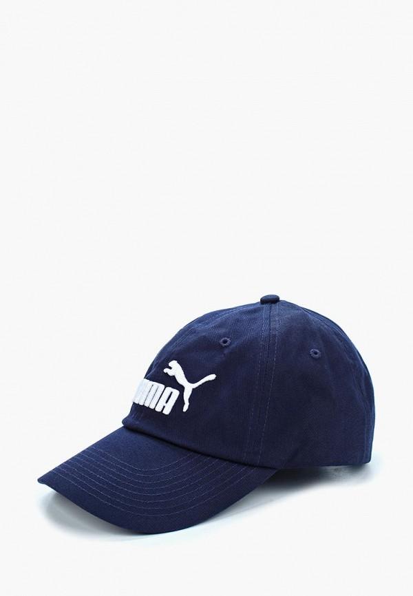 бейсболка puma для мальчика, синяя
