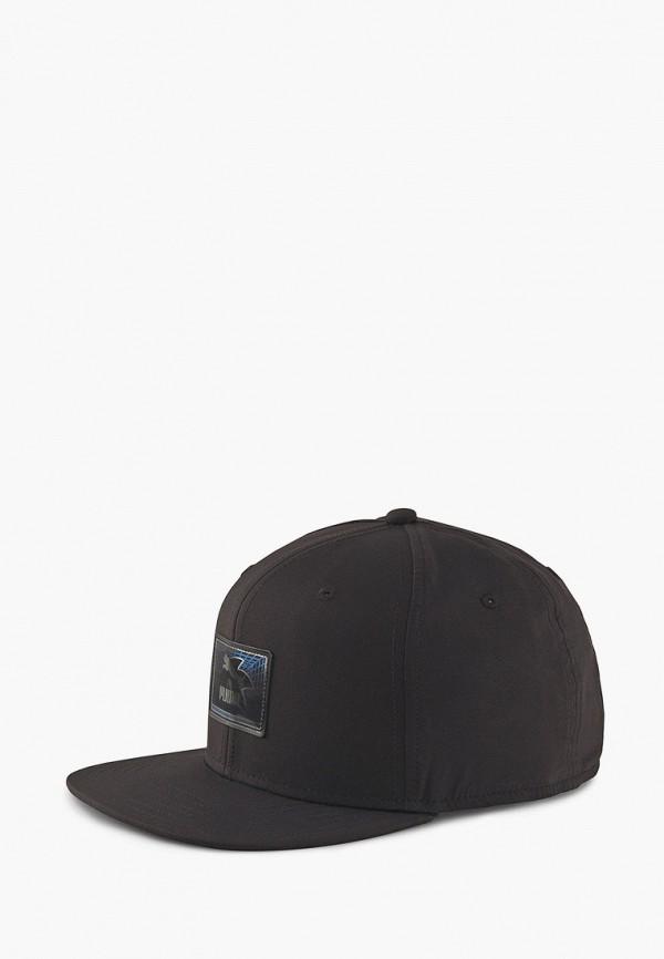 кепка puma малыши, черная
