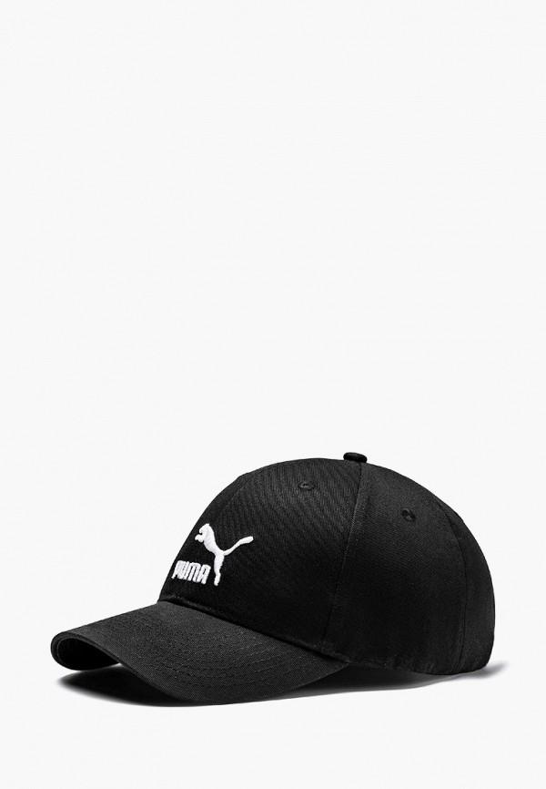 Бейсболка PUMA PUMA PU053CUFRGY6 бейсболка puma flatbrim cap цвет черный 02146001 размер универсальный