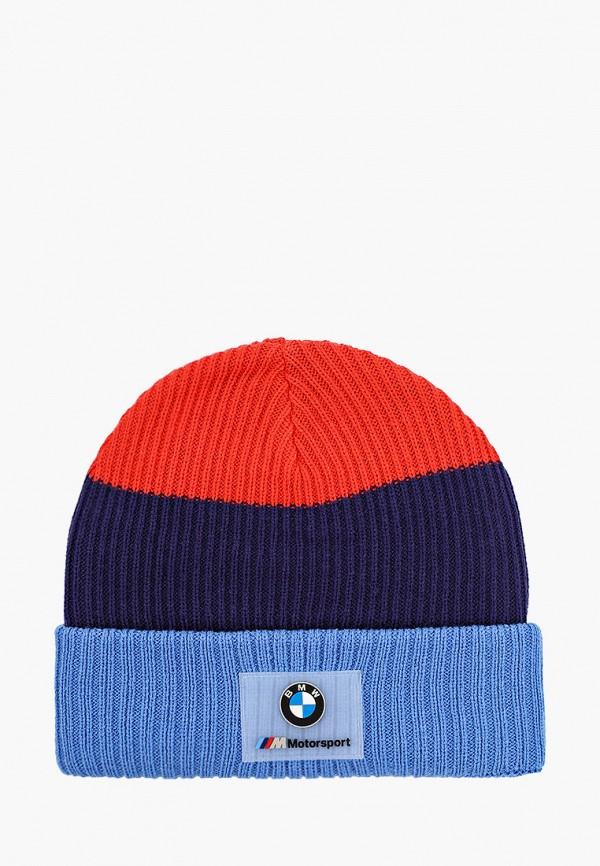 женская шапка puma, разноцветная