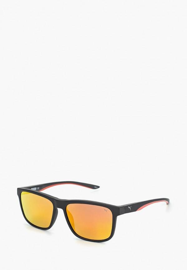 Очки солнцезащитные PUMA PUMA PU053DMCZKJ2 все цены