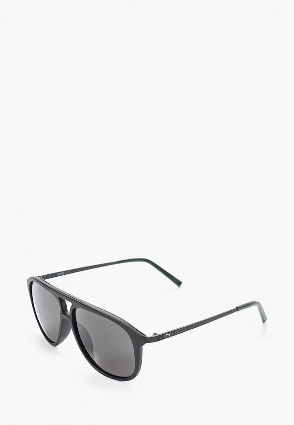 мужские авиаторы солнцезащитные очки puma, серые