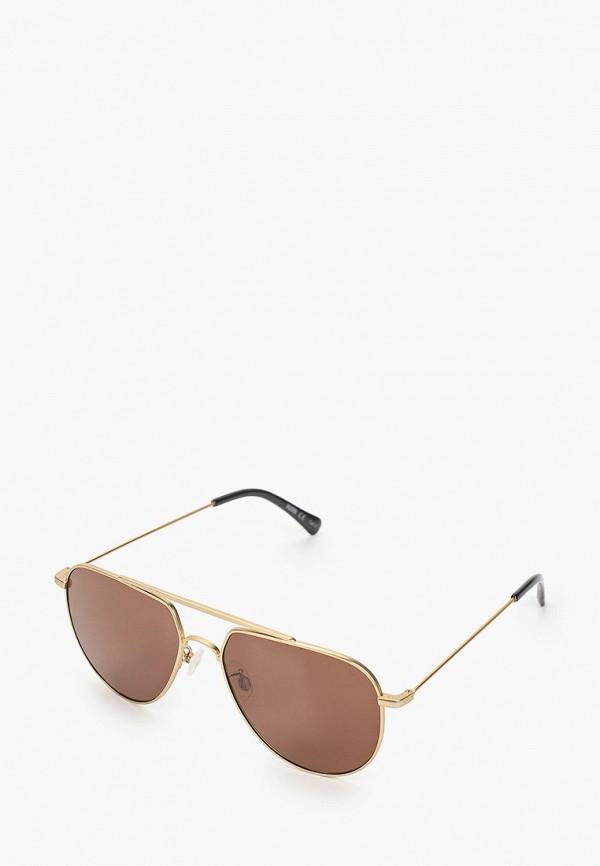 мужские солнцезащитные очки puma, золотые