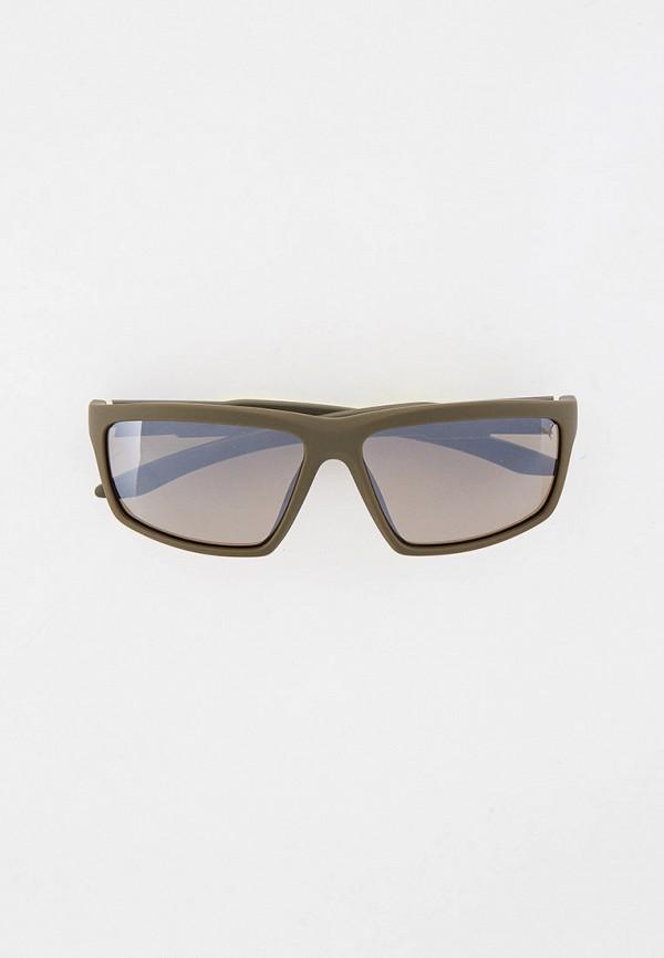 мужские солнцезащитные очки puma, хаки