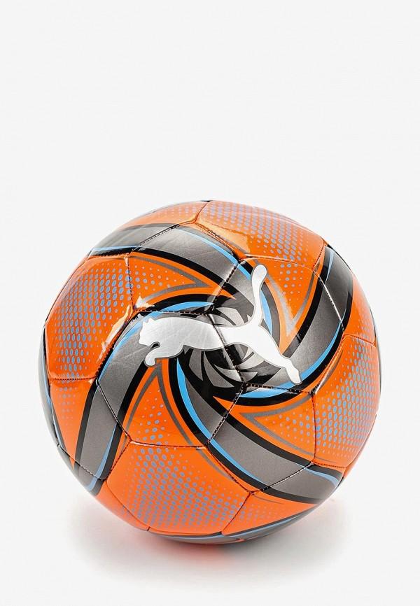 Купить Мяч футбольный PUMA, FUTURE Flare ball, pu053dudzob7, оранжевый, Весна-лето 2019