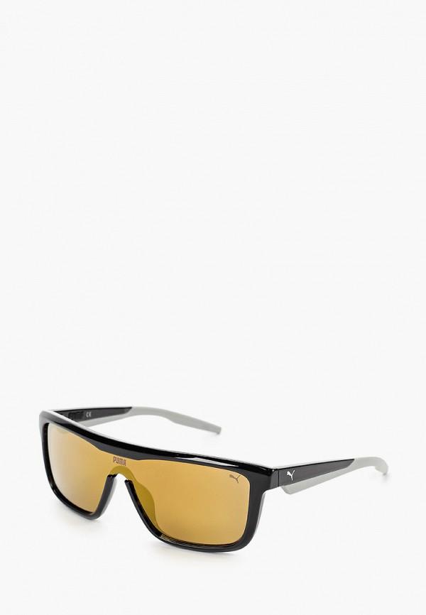 мужские солнцезащитные очки puma, черные
