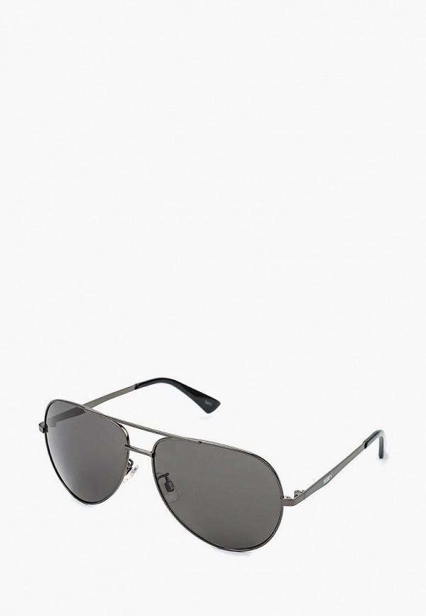 женские авиаторы солнцезащитные очки puma, черные