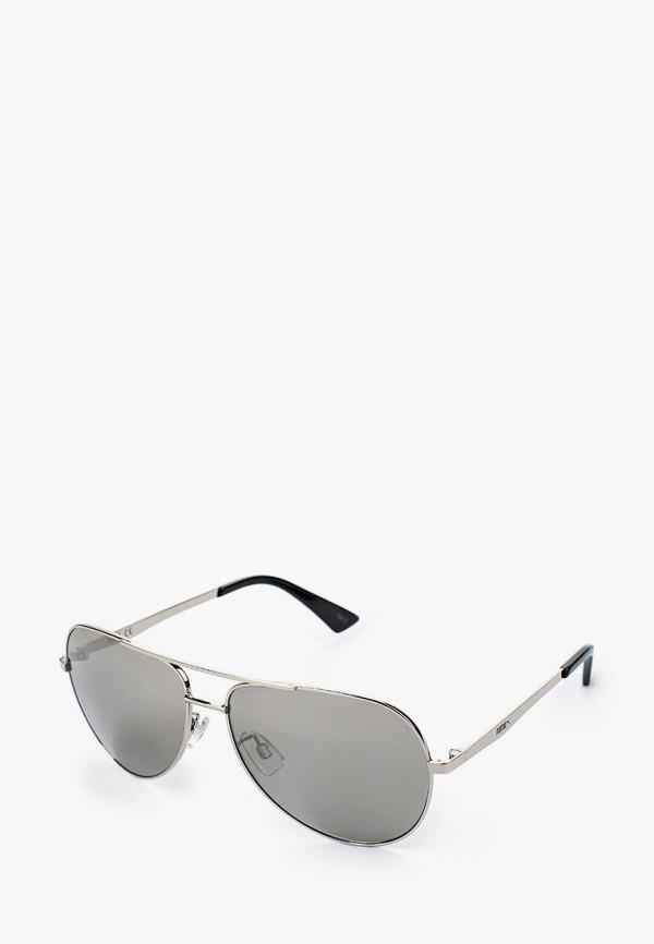 мужские солнцезащитные очки puma, серебряные