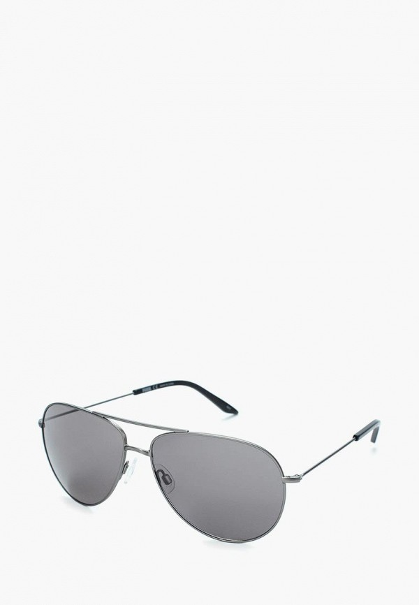 женские авиаторы солнцезащитные очки puma, серые
