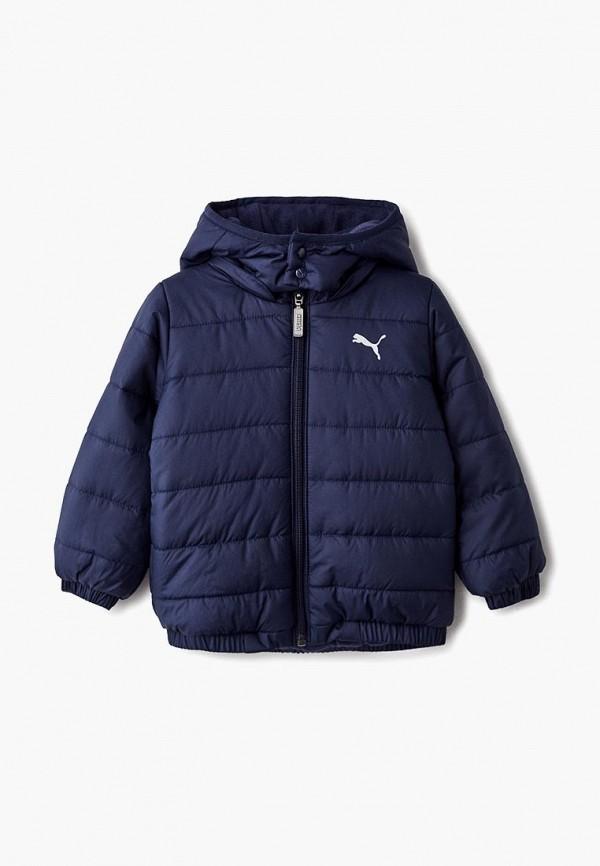 Куртка утепленная PUMA PUMA PU053EBCJFV3 цена 2017