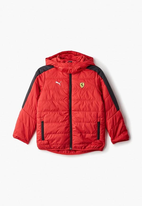 Куртка утепленная PUMA PUMA PU053EBCJFV9 цена