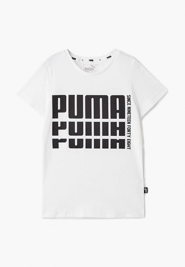 Футболка PUMA PUMA PU053EBCJGW0 wifi docking 2 5