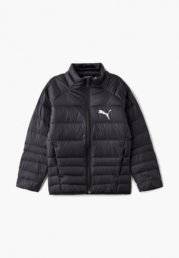 Пуховик PUMA PUMA PU053EBCJGX4 пуховик мужской puma ferrari down jacket цвет черный 57667402 размер s 44 46
