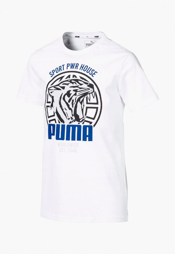 Футболка PUMA PUMA PU053EBEGCU3 футболка puma puma pu053ewutj42