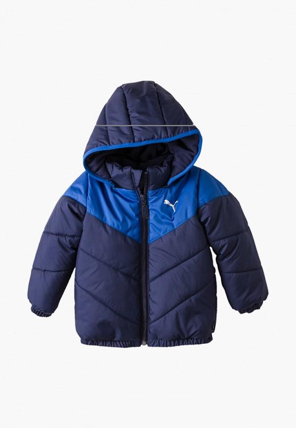 цена Куртка утепленная PUMA PUMA PU053EBEGCX4 онлайн в 2017 году