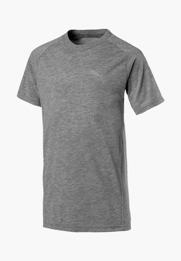 Футболка PUMA PUMA PU053EBEGCX7 футболка для мальчика puma ftblnxt graphic tee jr цвет черный темно серый 655758017 размер 164
