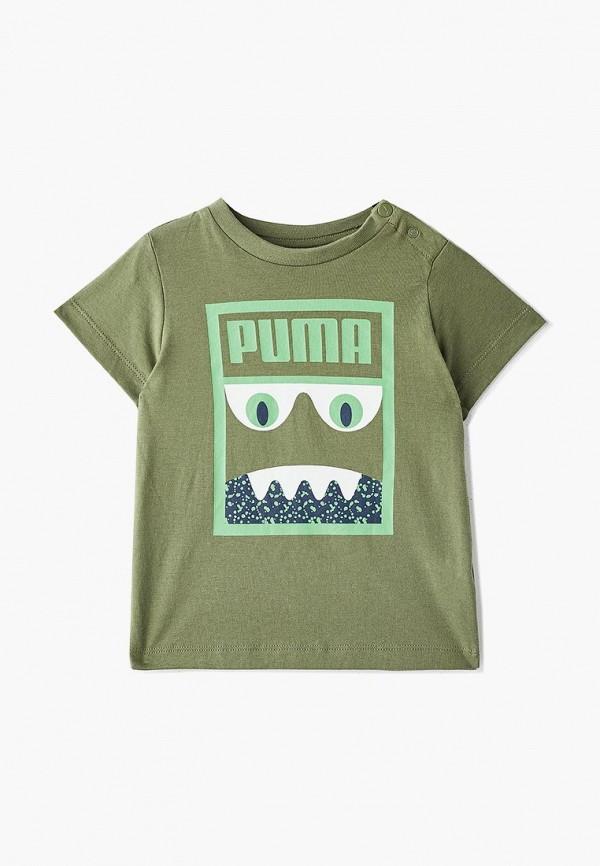 Футболка PUMA PUMA PU053EBEGQF9 футболка puma puma pu053emcjkg5