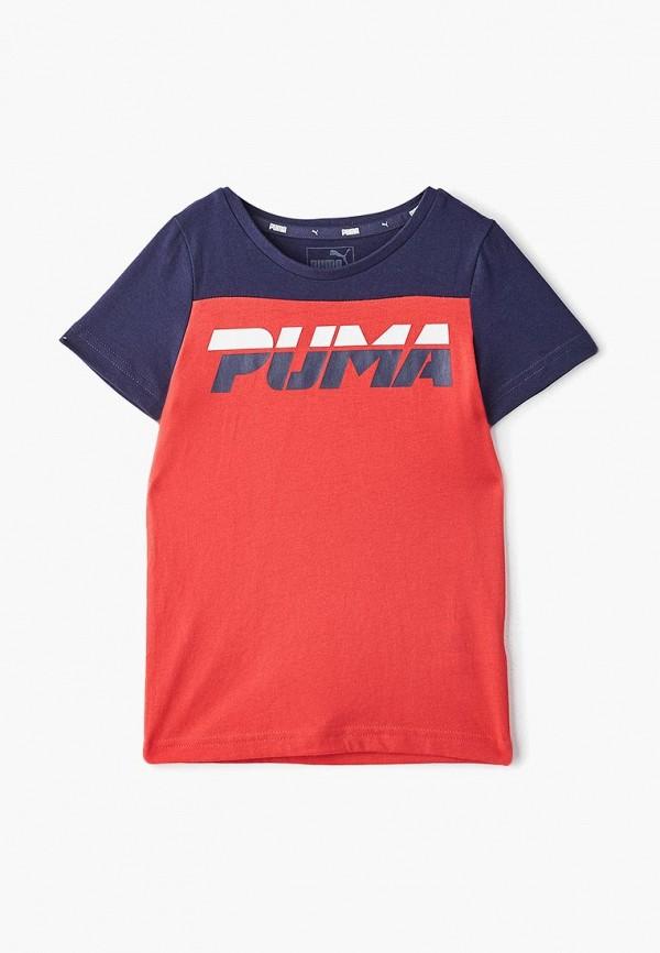 Футболка спортивная PUMA PUMA PU053EBEGQI7 футболка спортивная puma puma pu053emutk37