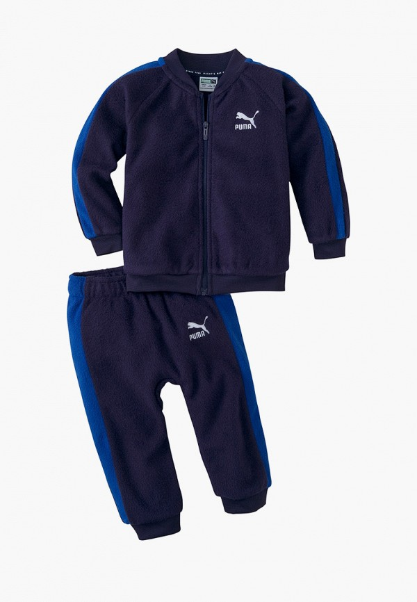 спортивный костюм puma для мальчика, синий