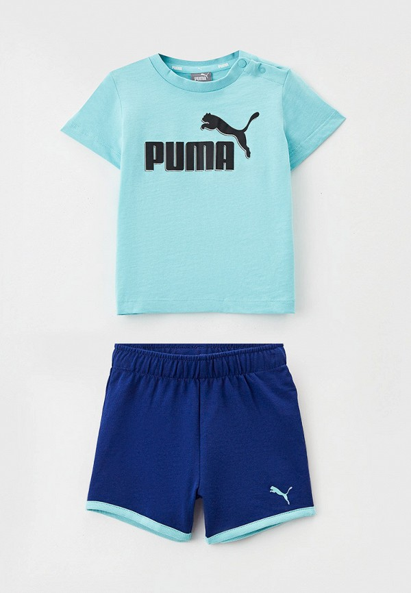 спортивный костюм puma для мальчика, разноцветный