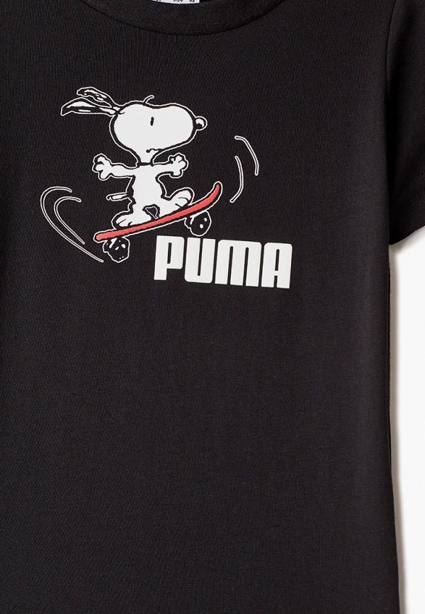 Футболка для мальчика PUMA 599457 Фото 3