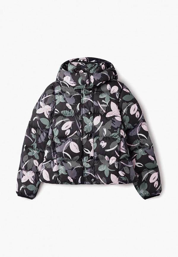 Пуховик PUMA PUMA PU053EGCJGX3 пуховик мужской puma ferrari down jacket цвет черный 57667402 размер s 44 46