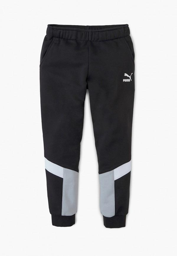 спортивные брюки puma малыши, черные