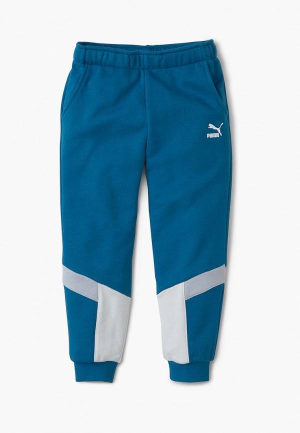 спортивные брюки puma малыши, синие