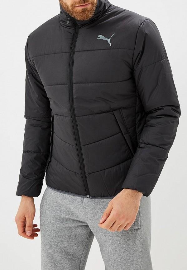 Купить Куртка утепленная PUMA, ESS PADDED JACKET, PU053EMCJJL9, черный, Осень-зима 2018/2019