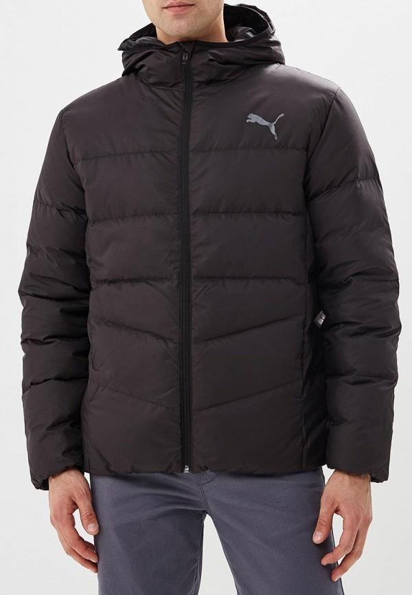 Пуховик PUMA PUMA PU053EMCJJN2 пуховик мужской puma ferrari down jacket цвет черный 57667402 размер s 44 46