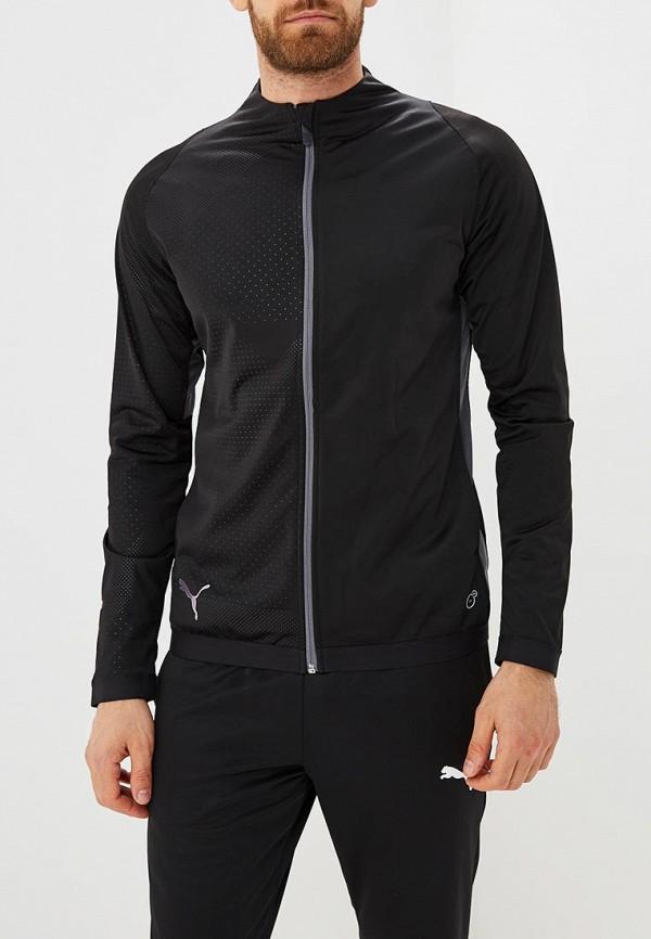 Купить Олимпийка PUMA, ftblNXT Track Jacket, PU053EMCJJR6, черный, Осень-зима 2018/2019