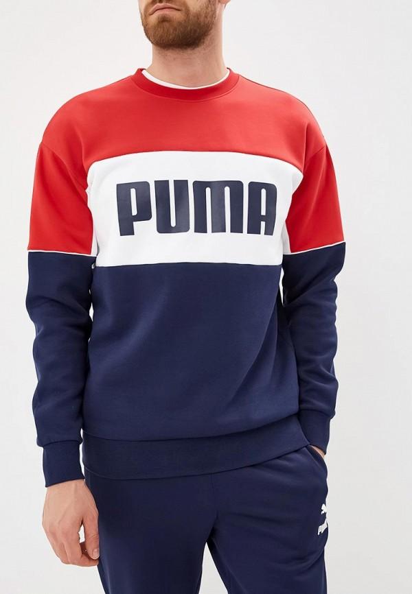 Свитшот PUMA PUMA PU053EMCJJT3 свитшот puma puma pu053ebwsd47