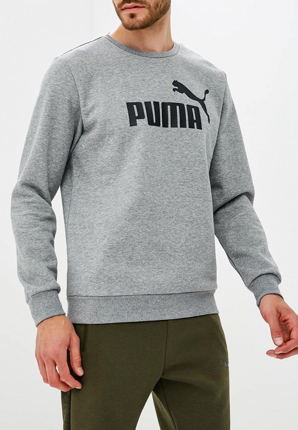 Свитшот PUMA PUMA PU053EMCJJT6 свитшот puma puma pu053emdzqu8