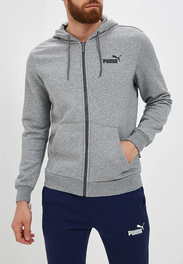 Толстовка PUMA PUMA PU053EMCJJW1 puma толстовка rbr sweat jacket
