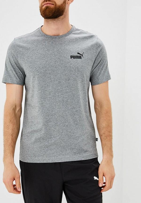 Футболка PUMA PUMA PU053EMCJKG6 футболка для мальчика puma ftblnxt graphic tee jr цвет черный темно серый 655758017 размер 164