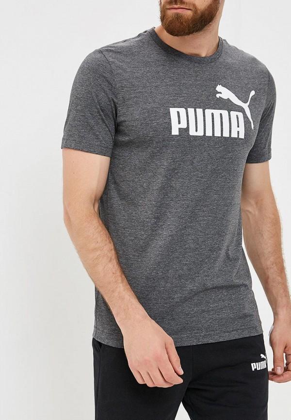 Футболка PUMA PUMA PU053EMCJKI0 футболка для мальчика puma ftblnxt graphic tee jr цвет черный темно серый 655758017 размер 164