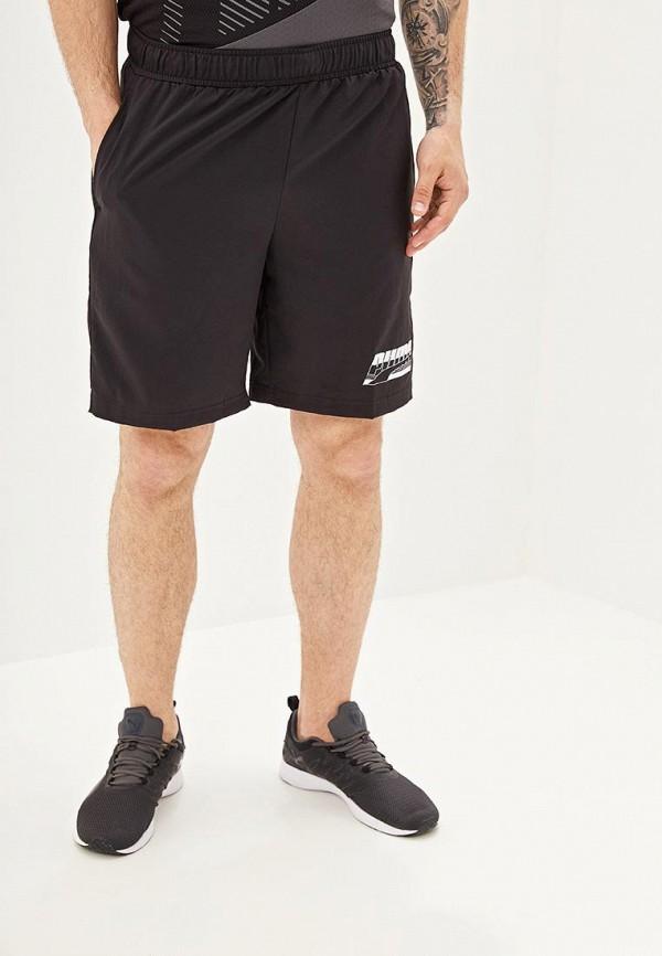 Шорты спортивные PUMA PUMA PU053EMDZPP9 шорты мужские puma amplified shorts 10 tr цвет черный 85549801 размер m 48