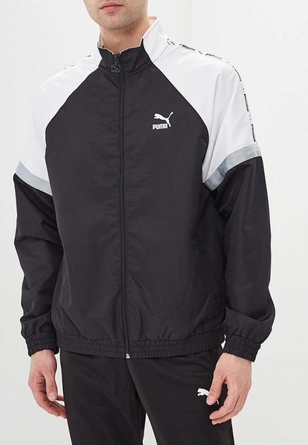 Фото - Ветровка PUMA PUMA PU053EMDZPV2 ветровка мужская puma ignite jacket цвет черный серый 51700606 размер l 48 50