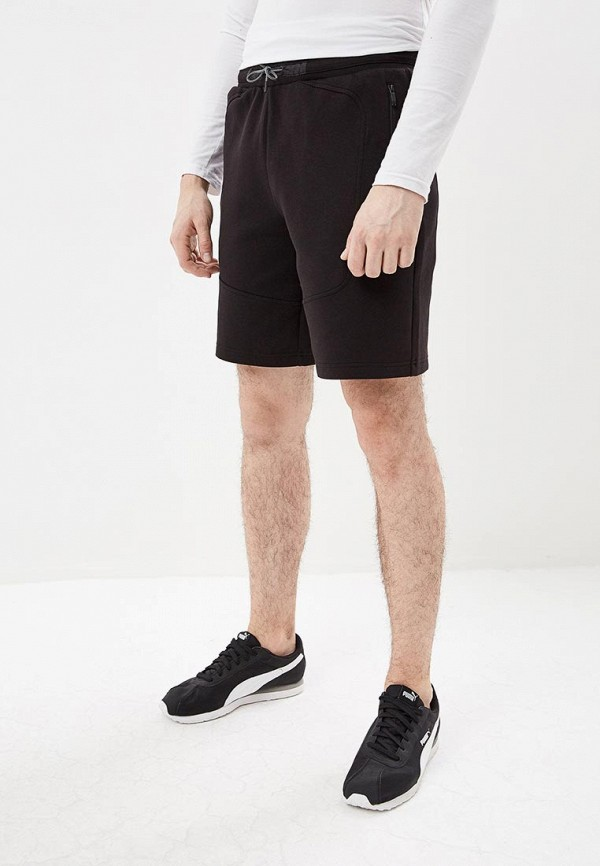 Шорты спортивные PUMA PUMA PU053EMDZQQ5 шорты мужские puma amplified shorts 10 tr цвет черный 85549801 размер m 48