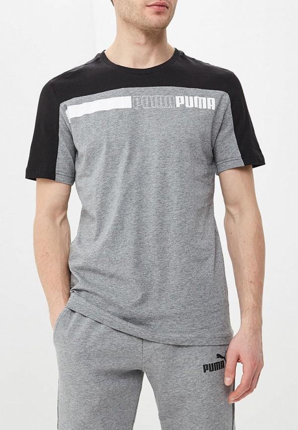 Футболка PUMA PUMA PU053EMDZRG7 футболка puma puma pu053emcjkg5
