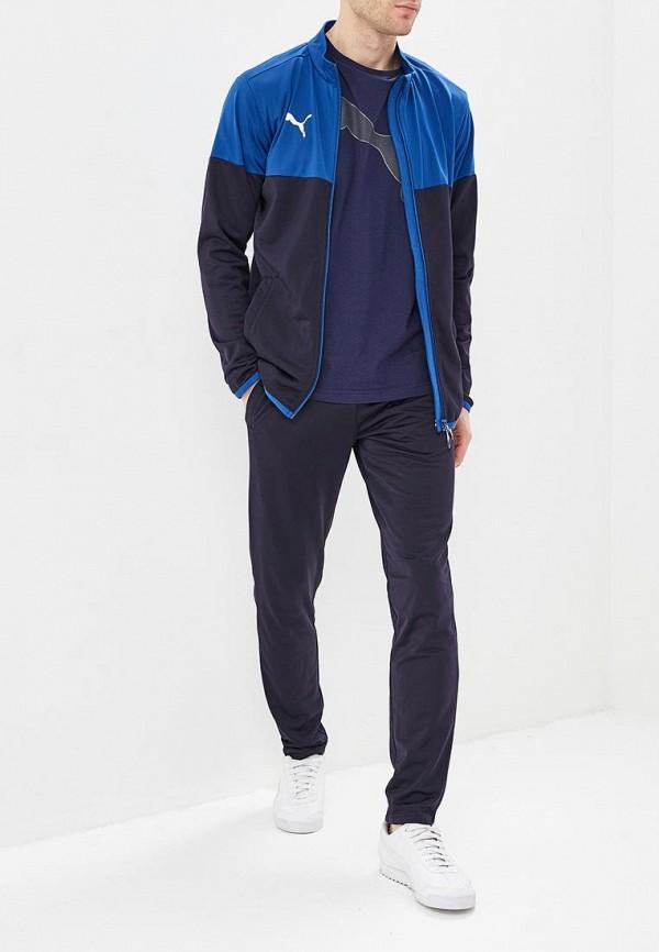 Костюм спортивный PUMA PUMA PU053EMDZRK0 костюм спортивный мужской puma ftbltrg poly tracksuit цвет красный черный 655202 14 размер m 46 48